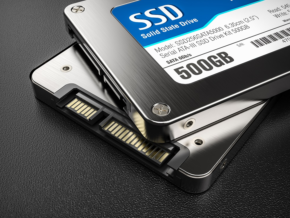 Samsung SSD van 500GB