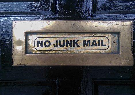 spam bestrijden